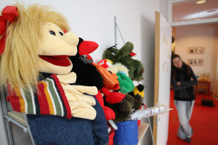 Praxis für Logopädie Petra Hoffmann in Lübeck Therapie